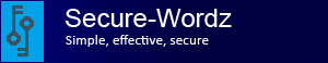 SecureWordsBanner